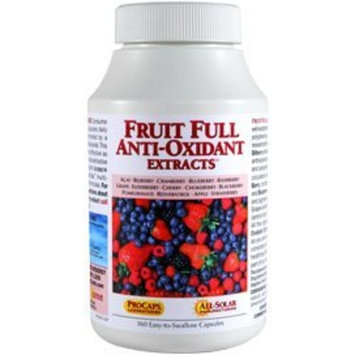 Fruit Full Anti-Oxidant Extracts 30 Capsules