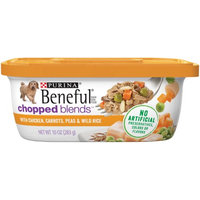 Nestle Purina Pet Care Canned NP15497 Beneful Chopped Blends Chicken 8-10 Oz.