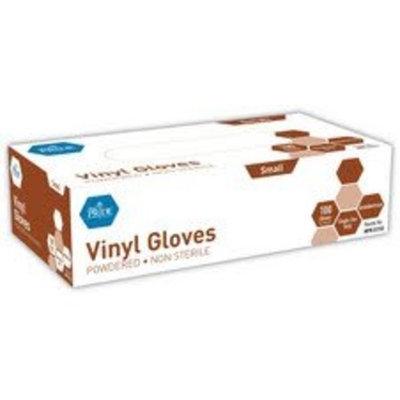 Vinyl Gloves 1000 Carton, Small Medium Large Xlarge Powder Latex Free S M L XL