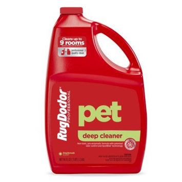 Rug Doctor Pet Stain Remover Spray Permanently Eliminates Odors, Stains, and Lingering Pet Scent Caused by Urine and Other Animal Fluids, Pro Enzymatic Technology Activates via Foaming Power, 24 oz.