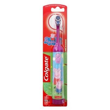 Colgate Kids Peppa Pig Battery Toothbrush FHS - 1ct