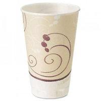Primus Source Prime Source 75000245 CPC 16 oz Coffee Bean Hot Cup - Case of 1000