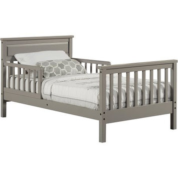 Dorel Asia Dorel Living Baby Relax Haven Toddler Bed, Gray