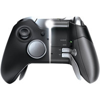 Bionik Bnk 9009 Xbox One Elite Controller Premium Metal Accessory Kit silver