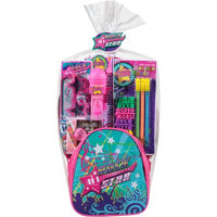 Rock Star Easter Basket with Toys and Assorted Candies, 7 pc