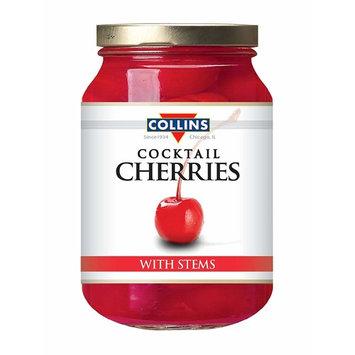 Collins Accessories Stemmed Cocktail Cherries, 16 Ounce [Stemmed Cocktail Cherries, 16 Ounce]