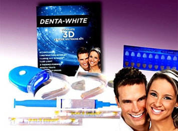 DentaWhite Complete 3D at Home Teeth Whitening Kit