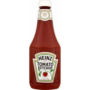 Heinz Tomato Ketchup (1.35Kg) - Pack of 6