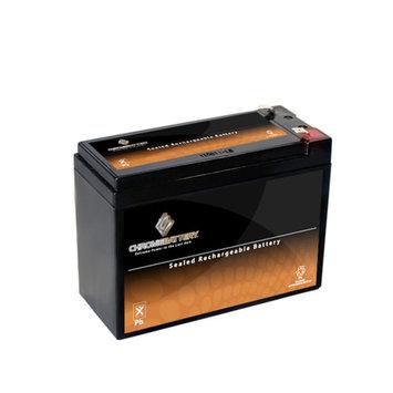 12V 10AH Sealed Lead Acid (SLA) Battery for Universal UB1210S LONG WP10-12