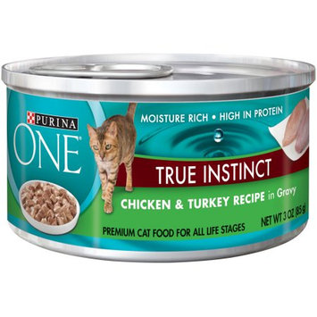 Nestle Purina Pet Care Canned NP15830 One Smart Blends Chicken-Turkey 24-3 Oz.