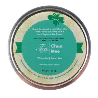 Heavenly Tea Inc. Heavenly Tea Leaves Chun Mee Loose Leaf Tea Canister, 1.75 oz.