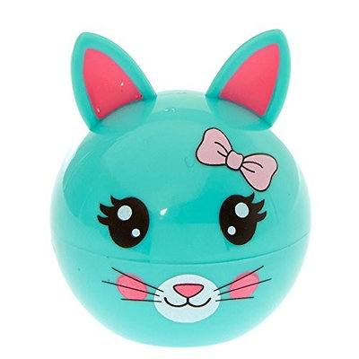 Claire's Girl's Teal Bunny Flavored Lip Balm