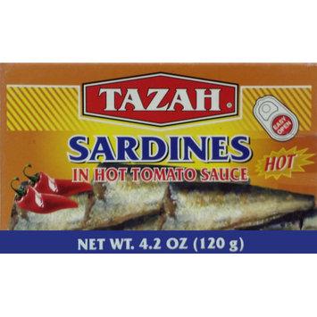 Supplier Generic Sardines in hot tomato sauce