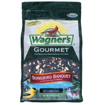 Wagner's Gourmet 5 lb. Songbird Banquet Wild Bird Food