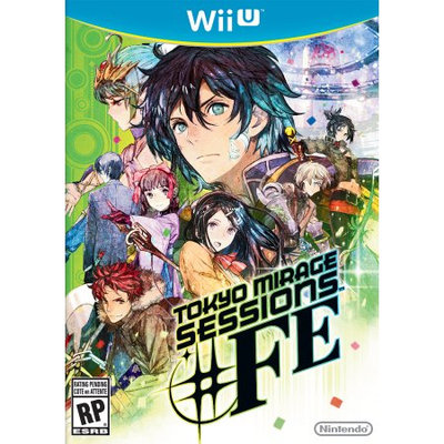 Tokyo Mirage Sessions #FE - Pre-Owned (Wii U)