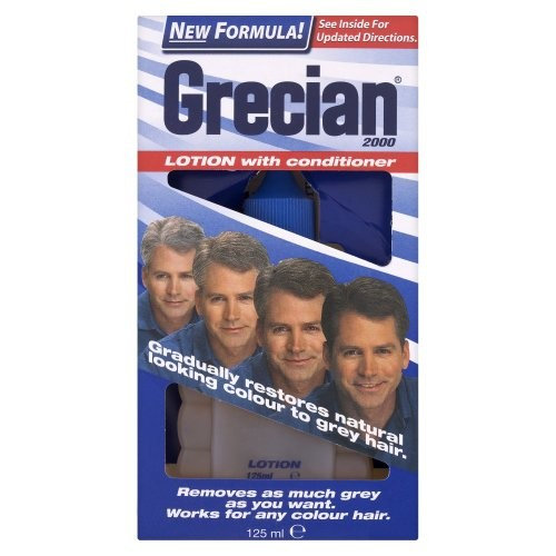 Grecian 2000 Hair Colour Lotion With Conditioner, 125ml