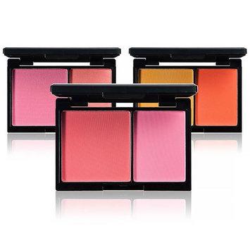 Pretty See Cosmetics Powder Blush Palette Pinched Blusher, Set of 3