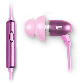 Jlab Audio Inc. JLab JBuds J6M High Fiedelity Metal Ergonomic Earbuds Style Headphones