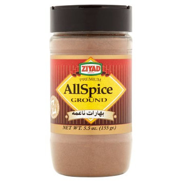Ziyad Brothers Importing Ziyad, Allspice Ground, 5.5 Oz (Pack Of 12)