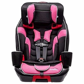 Evenflo Transitions 3-in-1 Combination Booster Seat, Maleah