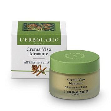 Moisturizing Cream with Everlasting and Aloe by L'Erbolario Lodi