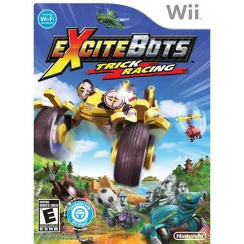 Monster Games Excitebots: Trick Racing - Pre-Owned (Wii)