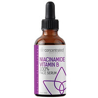 Natural Niacinamide Vitamin B w/Vitamin C & Hyaluronic Acid | Ultimate Strength Anti-Aging Serum for Face | May Help Smooth Appearance of Fine Lines & Wrinkles & Brighten