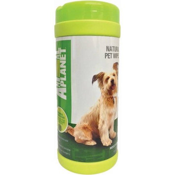 Greenbone Animal Planet Natural Every Day Pet Wipes 52/Pkg