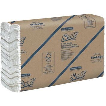 Kimberly Clark Scott C-Fold Hand Towel
