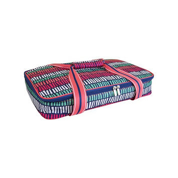 All For Color Casserole Carrier Tribal Stripe - All For Color Travel Coolers
