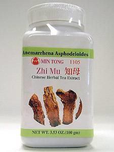 Zhi Mu 100 gms by Min Tong