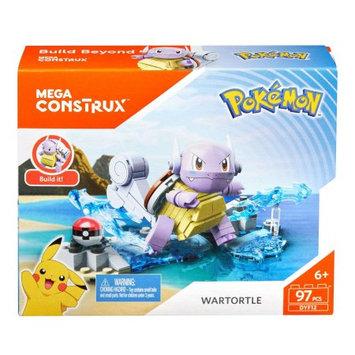 Mega Construx Pokemon Wartortle Pack