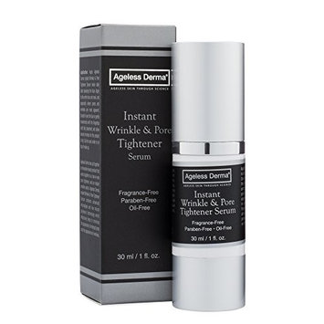Ageless Derma Pore Minimizer and Wrinkle Cream by Dr. Mostamand is a Face Moisturizer for a Youthful Skin