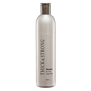 MUST BUY ! 2 Bottle COSWAY HairTec Thick & Strong Shampoo ( 400ml ) For Fine Fragile Hair