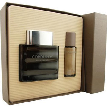 Zirh International 12946326314 Corduroy Coffret: Eau De Toilette Spray 125ml4.2oz plus Rollon After Shave Balm 50ml1.7oz 2pcs