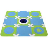 Munchkin Blue & Green Galaxyâ ¢ Light Up Foam Playmat