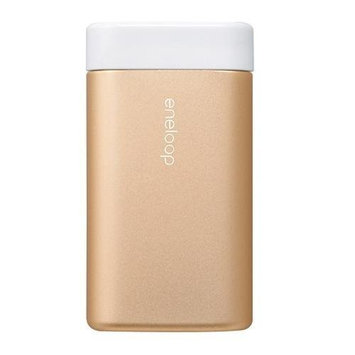 Sanyo Eneloop Kairo Rechargeable Portable Double Sided Electric Hand Warmer Champagne G