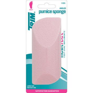 Trim Angled Pumice Sponge
