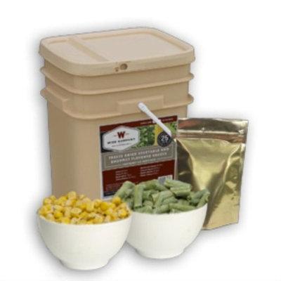 120 Serving Wise Vegetable Bucket