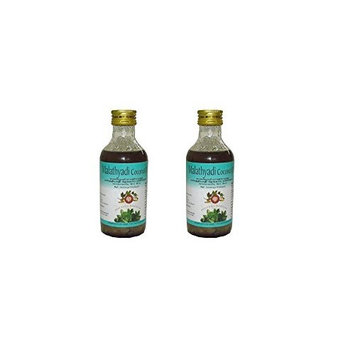 AVP Malathyadi Coconut Oil - 200ml (Pack of 2)