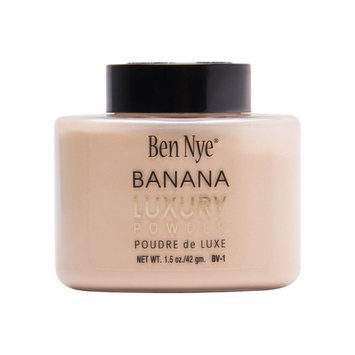 Ben Nye Luxury Powder, Banana 1.5oz Shaker Bottle