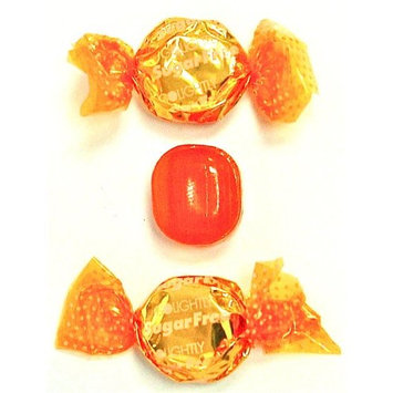 Golightly BUTTERSCOTCH Hard Candy, 1 lb, Sugar Free, Individually wrapped (about 120 pcs)