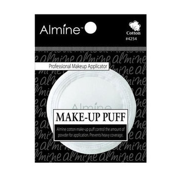 (PACK OF 6) Almine Make-up Puff - Cotton #4254 : Beauty