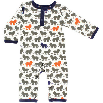 born Baby Boys' Union Suit, Choose Your Color & Size