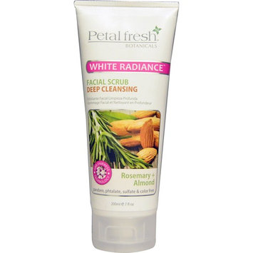 Petal Fresh Botanicals Whitening Rosemary & Almond Facial Scrub (for Women)