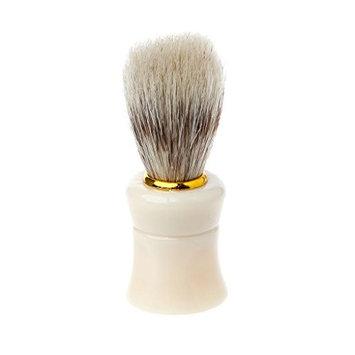 puhoon Shaving Brushes, Men's Shaving Brush Barber Salon Men Facial Beard Cleaning Appliance Razor Brush, Engineered for the Best Shave, for Safety All Razor, 4#