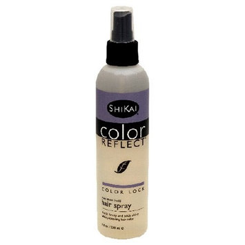 ShiKai - Color Reflect Maximum Hold Hair Spray, Molds Firmly and Protects Hair Color, (Unscented, 8 Ounces by ShiKai