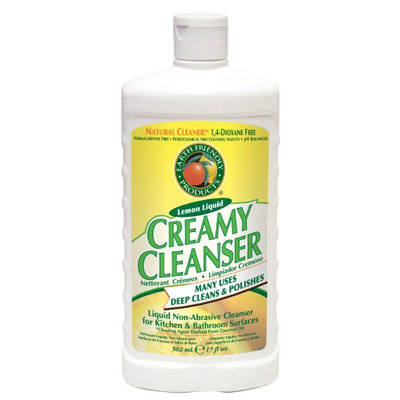 Earth Friendly Products - Creamy Cleanser 17 oz. (Pack of 6)