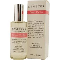 Demeter Fragrances Demeter By Demeter Sugar Cookie Cologne Spray 4 Oz