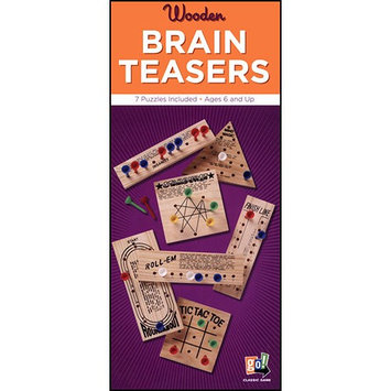 Wooden Teasers Set by Go! Games